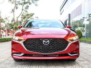 New Mazda 3 2020 Luxury - ưu đãi 60tr - đủ màu - tặng phụ kiện - chỉ 200tr