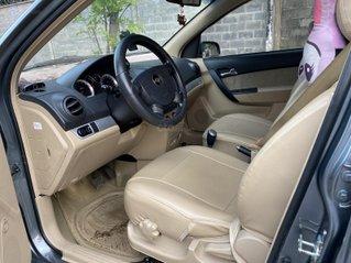 Cần bán Chevrolet Aveo LTZ 1.4 số tự động ĐKSD - 2014, màu xám, xe cực đẹp, gia đình ít sử dụng
