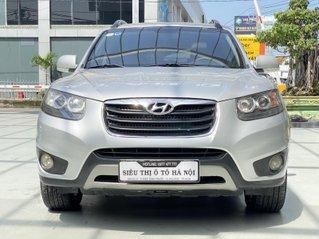 Bán xe Hyundai Santa Fe sản xuất năm 2011, máy dầu, biển số SG