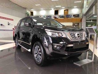 Bán ô tô Nissan Terra V 2.5 AT 4WD năm 2019, màu đen, xe nhập