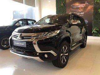 Cần bán Mitsubishi Pajero Sport đời 2020, màu đen, xe nhập, giá chỉ 950 triệu