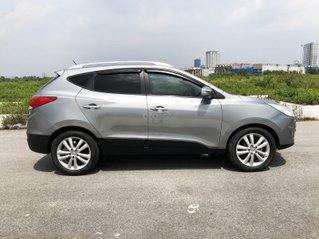 Bán xe Hyundai Tucson nhập khẩu, máy dầu 2.0, máy eVGT y như máy Santa Fe