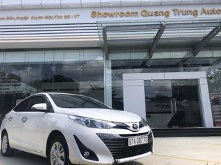 Bán xe Toyota Vios G đời 2018, giá chỉ 495 triệu