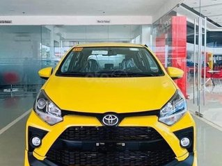 Bán xe Toyota Wigo 1.2 số tự động - xe đủ màu giao ngay- khuyến mãi khủng
