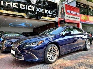 Bán Lexus ES 250 sản xuất 2019, màu xanh lam, nhập khẩu