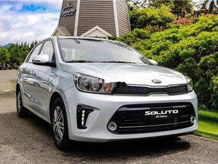 Bán Kia Soluto năm sản xuất 2020, màu bạc, giá 399tr