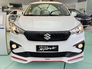 Suzuki Ertiga full option giá cực sốc, hỗ trợ trả góp cực cao, chỉ cần 100tr có xe lăn bánh