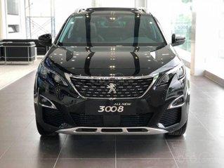 Bán xe Peugeot 3008 Allure 2020 - xe mới - hỗ trợ trả góp 80% - thủ tục nhanh gọn - xe có sẵn - Peugeot Bình Phước