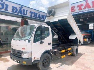 Bán xe tải Hino Dutro Ben tự đổ 4 khối, đời 2016