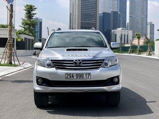 Bán Toyota Fortuner năm sản xuất 2013, giá cạnh tranh