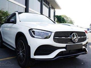 Mercedes-Benz GLC 300 2020 chính hãng, giá khuyến mại tốt nhất, giảm 50% thuế trước bạ