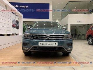 Ra mắt VW Tiguan Luxury S 2021 màu xanh Petroleum Metalic - Chỉ có duy nhất 1 chiếc giao ngay, ưu đãi và hỗ trợ NH 80%