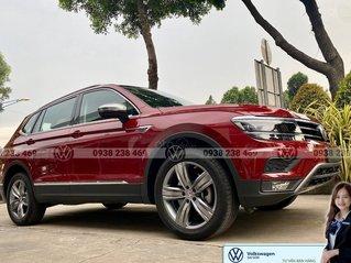 Tiguan Luxury S màu đỏ - Phiên bản Offroad cao cấp nhất - SUV 7 chỗ nhập khẩu giá cực tốt tháng 9/2020