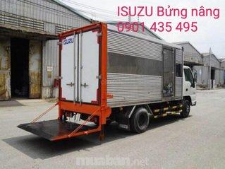Bán Isuzu 1T9 thùng kín bửng nâng - KM: 10.4tr tiền mặt, máy lạnh, 12 phiếu bảo dưỡng, radio MP3