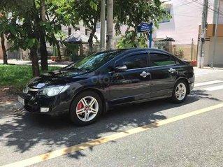 Bán Honda Civic sản xuất 2008, màu đen còn mới