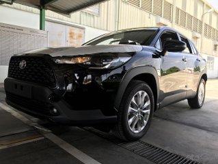Bán xe Toyota Corolla Cross 1.8G màu đen, xanh, trắng - 5 chỗ - nhập Thái Lan
