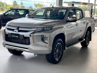 Bán Mitsubishi Triton đời 2020, khuyến mãi hấp dẫn, tặng nắp thùng