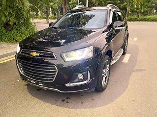 Cần bán gấp Chevrolet Captiva Revv LTZ đời 2018, màu đen, 635 triệu