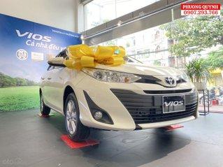 Toyota Vios 2020 giá tốt - khuyến mãi nhiều - giảm ngay 50% thuế trước bạ