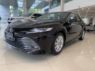 Cần bán xe Toyota Camry 2.0G năm 2020, màu đen, nhập khẩu nguyên chiếc, giao ngay, hỗ trợ trả góp 85%