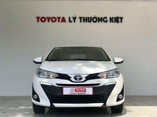 Bán xe Toyota Vios đời 2018, màu trắng xe giá tốt 480 triệu đồng