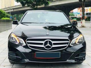 Chính chủ bán Mercedes E250 model 2014 đăng ký tháng 7/2014, màu đen, nội thất nâu, sang trọng, biển đẹp
