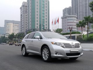Toyota Venza 2009, bạc/kem xe đẹp