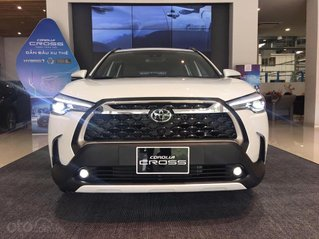 Bán Toyota Corolla Cross đời 2020, 720tr, xe giao ngay