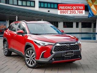 Toyota Corolla Cross 1.8V xăng cao cấp 2020 nhập khẩu Thailand, xe giao ngay
