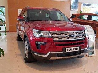 Ford Explorer Limited 2.3 nhập khẩu, ưu đãi hơn 300tr tiền mặt