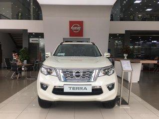 Cần bán Nissan Terra V, đủ xe, đủ màu giao ngay, vận chuyển miễn phí