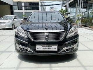 Cần bán gấp Hyundai Equus đời 2010, màu đen