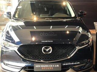 New Mazda CX-5 2020 ưu đãi lên đến 100 tr đồng, tặng BHVC xe, giảm 50% TTB