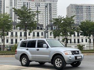 Chính chủ bán xe Mitsubishi Pajero sản xuất 2005, màu bạc, xe nhập khẩu