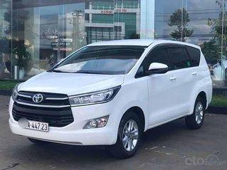 Bán Toyota Innova E năm 2019, màu trắng