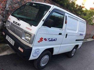 Cần bán Suzuki Super Carry Van 600kg đời 2011, màu trắng, 135 triệu