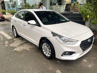 Bán ô tô Hyundai Accent năm sản xuất 2020, màu trắng