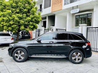 GLC 250 sx 2017, màu đen, nội thất nâu