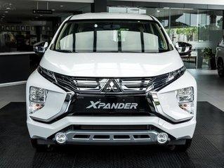 Mitsubishi Xpander cùng với ưu đãi duy nhất, vẫn tặng 50% phí trước bạ và bảo hiểm thân xe trong tháng này