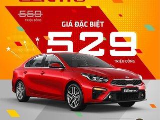 Kia Cerato 2020 ưu đãi lớn, giá xe từ 527tr, giá xe Cerato giảm mạnh trả trước từ 140tr lấy ngay xe về