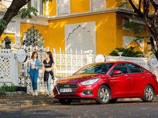 Bán xe Hyundai Accent 2020 giá rẻ trả trước từ 135 triệu có xe ngay - Tặng kèm phụ kiện chính hãng