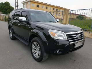 Ford Everest sx 2009, anh da đen cao to lực lưỡng