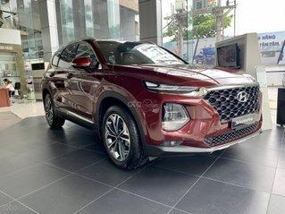 Hyundai Santa Fe ưu đãi giảm trực tiếp tiền mặt cực hot lên tới 40tr + tặng BHVC - xe sẵn - đủ màu - giao ngay