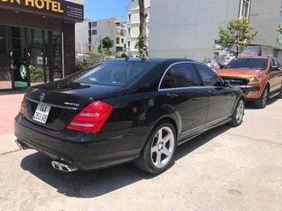 Bán gấp Mercedes S550 đời 2005, màu đen