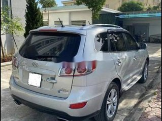 Cần bán lại xe Hyundai Santa Fe đời 2010, màu bạc, số tự động