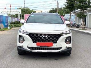 Bán Hyundai Santa Fe 2019, máy dầu, bản đặc biệt giá chỉ 1 tỷ 190 triệu