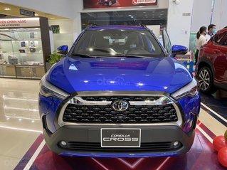 Corolla Cross 2020 đủ phiên bản, đủ màu giao ngay tại Toyota Phan Văn Trị- GV