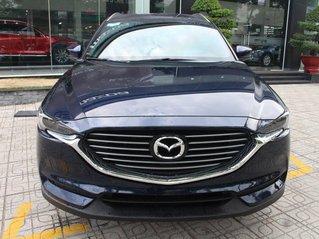 Mazda CX8 Luxury - ưu đãi hơn 200tr - đủ màu - tặng phụ kiện - chỉ 287tr