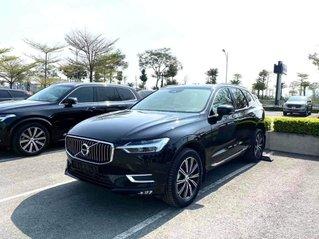 [Volvo Đà Nẵng ] Cần bán Volvo XC60 Inscription 2020 màu đen tại Đà Nẵng, xe mới 100% nhập khẩu