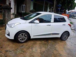 Bán Hyundai Grand i10 1.0 MT 2014, màu trắng, xe nhập, 228tr